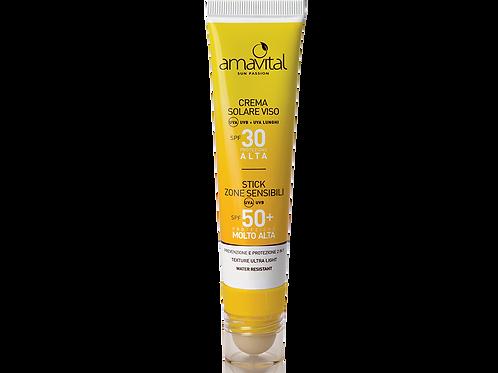 Crema solare SPF 50 -Stick SPF 30