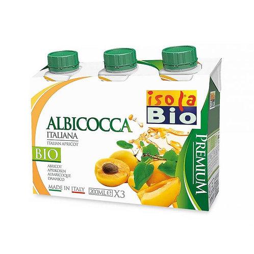 Succo e Polpa di Albicocca Italiana