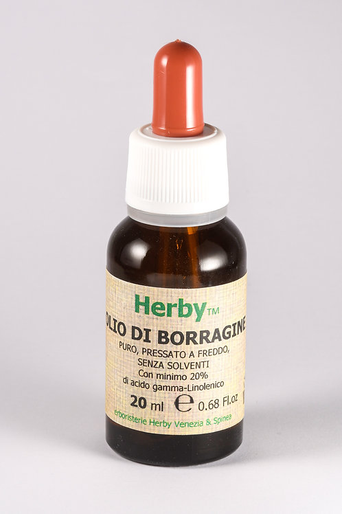 Olio di Borraggine