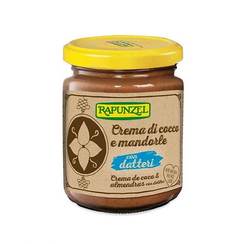 Crema di Cocco Mandorle e Datteri