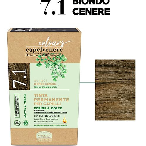 Tinta Capelli 7.1 Biondo Cenere