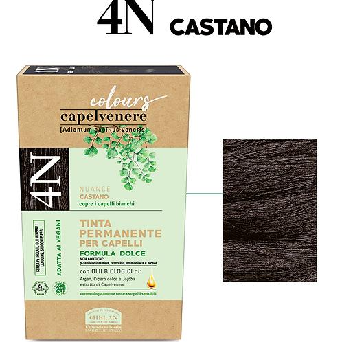 Tinta Capelli 4N Castano