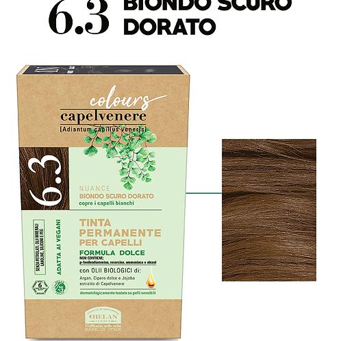 Tinta Capelli 6.3 Biondo Scuro Dorato