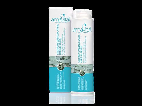 Shampoo Seboregolatore Capelli Grassi