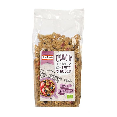 Crunchy Frutti di Bosco