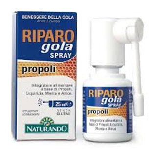 Riparo Gola Spray - Naturando