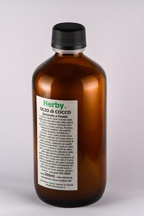 Olio di Cocco (250ml)