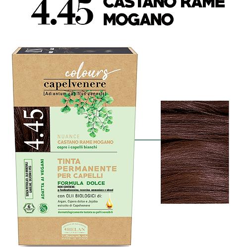 Tinta Capelli 4.45 Castano Rame Mogano