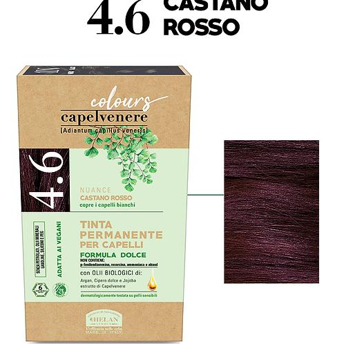 Tinta Capelli 4.6 Castano Rosso