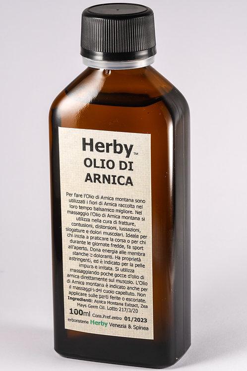 Olio di Arnica