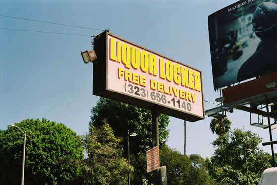 -Liquor Locker: Sunset Boulevard