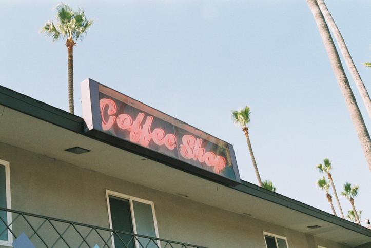 -Coffee Shop: San Diego-