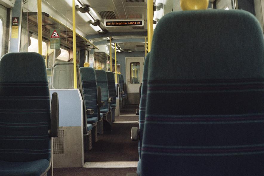 -the train-
