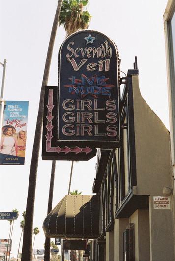 -Seventh Veil: Sunset Boulevard