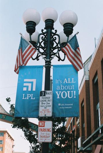 -Flags: Gaslamp Quarter San Diego