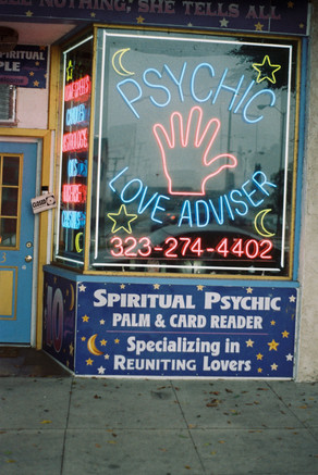 -Psychic Love Adviser-