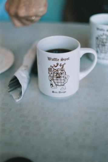 -Waffle Spot Coffee-
