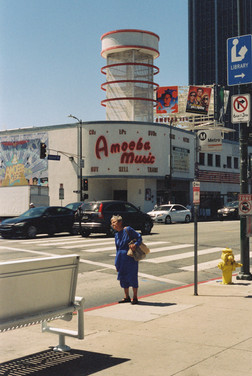 -Amoeba Music:Sunset Boulevard-