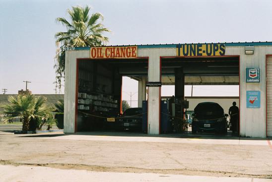 -Oil Change/ Tune-Ups-