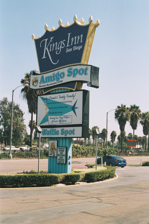 -Kings Inn: San Diego-