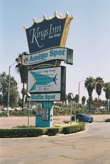 -Kings Inn: San Diego-