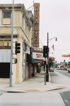 -Rialto Theatre: South Pasadena
