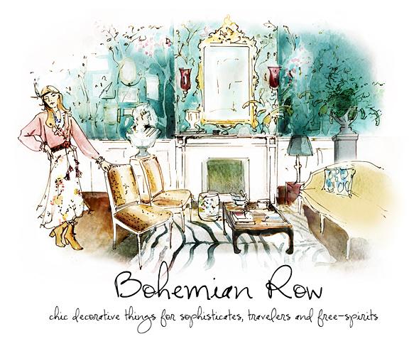 bohemian row blog banner