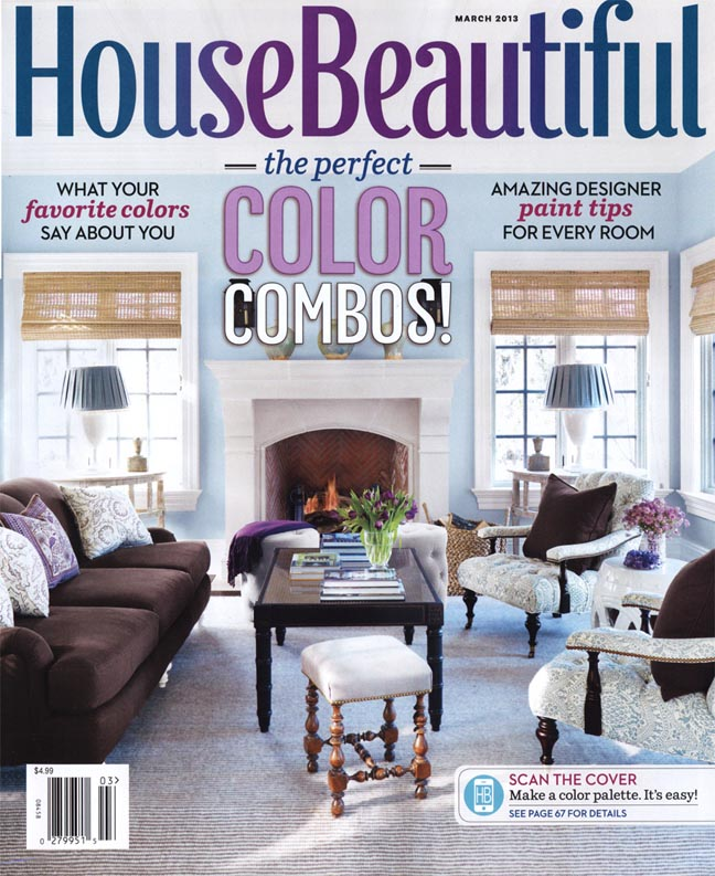 house beautiful march 2013 cover