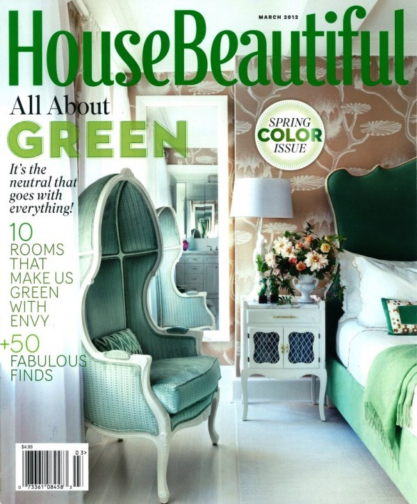 house beautiful march 2012 cover