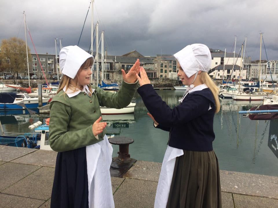 plymouth pilgrims mayflower 400