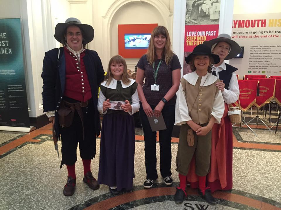 plymouth museum pilgrims