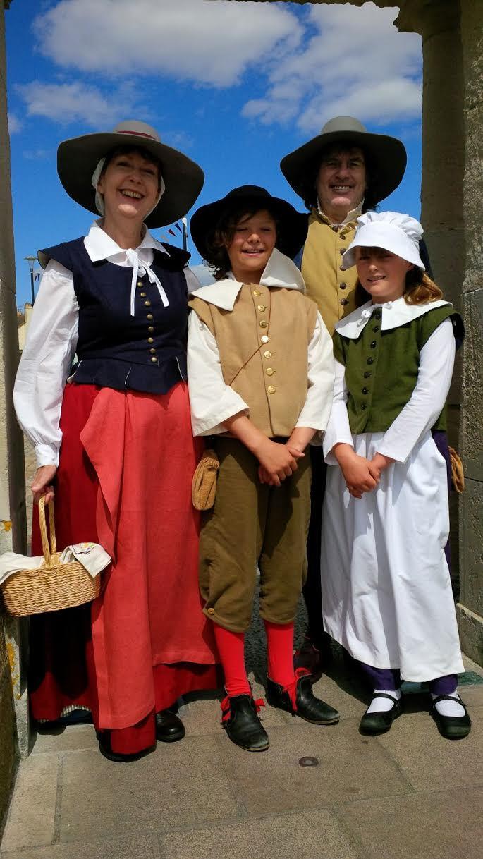 walking tours plymouth england