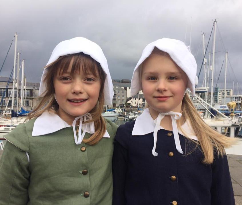 sophia-daisy-pilgrims-plymouth