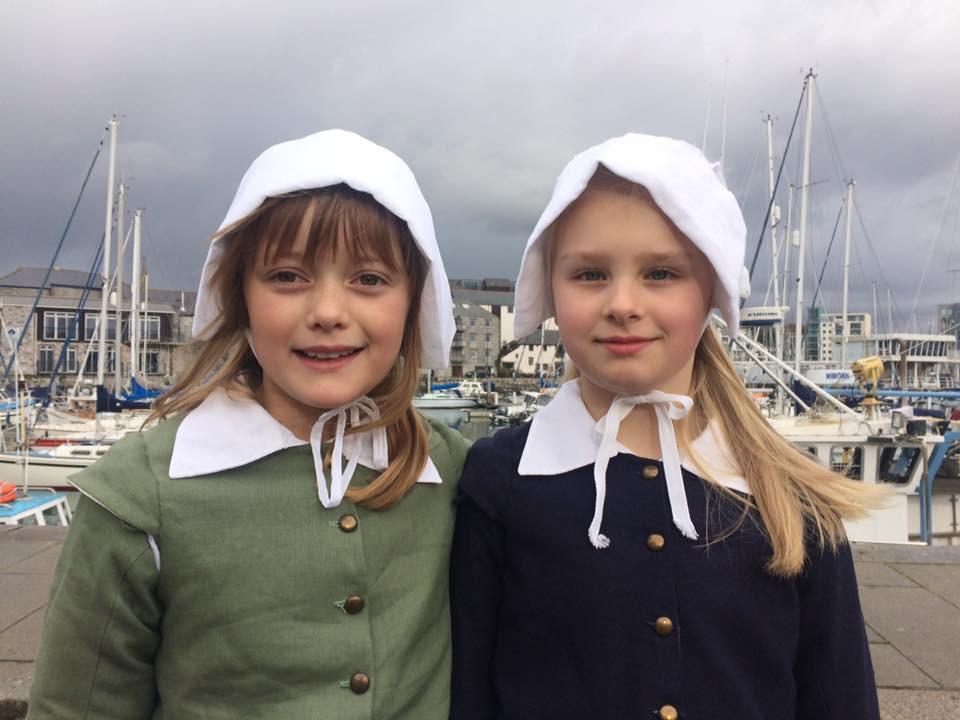 Plymouth Pilgrims England