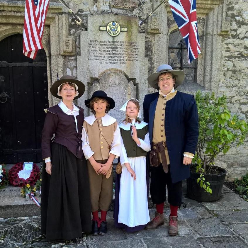 Plymouth UK Pilgrims