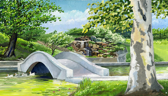 Original/ Government Springs Park • 28 x 16
