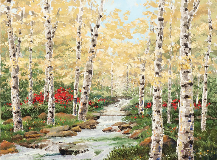 The Stream thru Birches.jpg