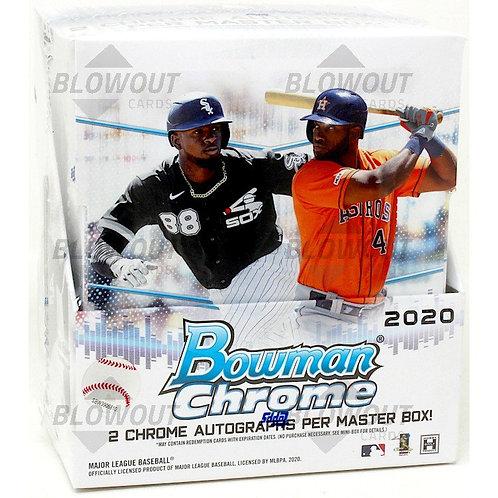 2020 Bowman Chrome