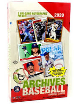 2020 Topps Archives