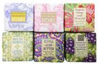 Greenwich Bay Trading Co. Spring Garden Bloom Flower Shea Butter Soap Gift Set