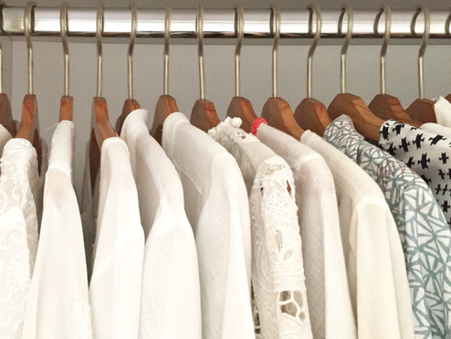 Closet Organization for People who are Blind