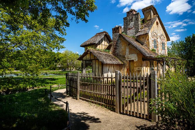 A house in the Hamlet