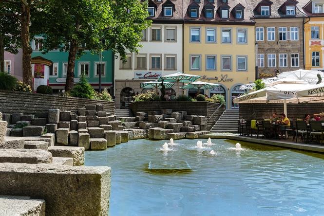 Beautiful Water Park