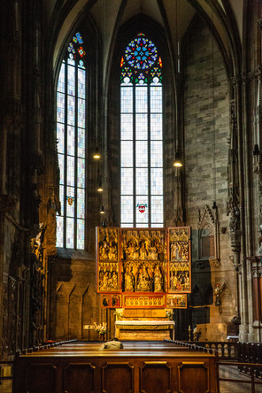 St Stephen's art