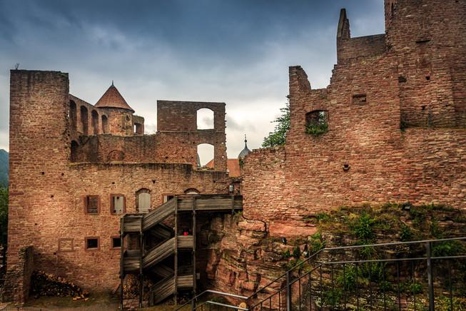 Wertheim Castle Ruins