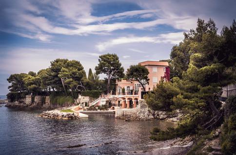 David Niven's House