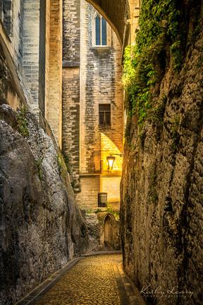 Alley in Avignon