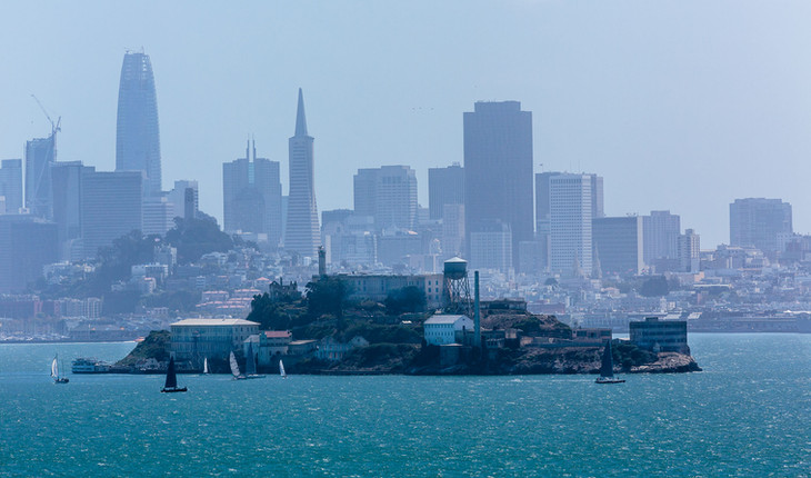 Alcatraz & San Francisco