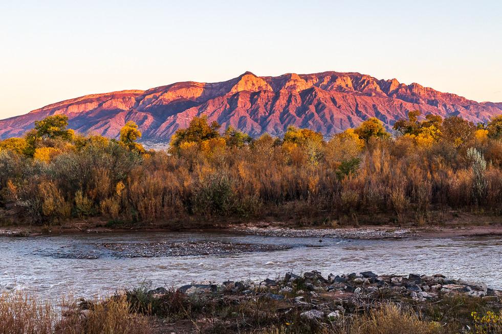 Sandia Mountain