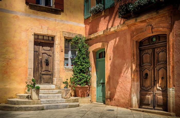 Roussillon Doors